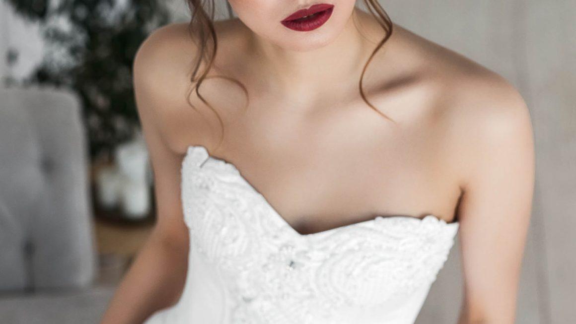 Свадебное платье: что можно и нельзя!